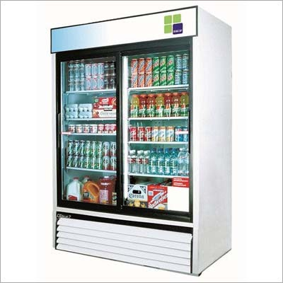 Double Sided Refrigerator