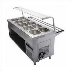 Ss Food Serving Counter