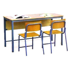 Double Seating Desk