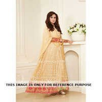 Diya Mirza Designer Anarkali Suit
