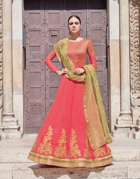 Ethnic Anarkali Suit
