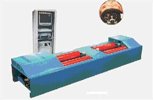 AUTOMOBILE CHASSIS DYNAMOMETER