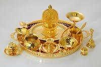 Puja Thali Set