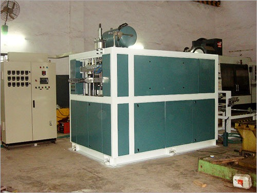 Auto Stacking Thermoforming Machine