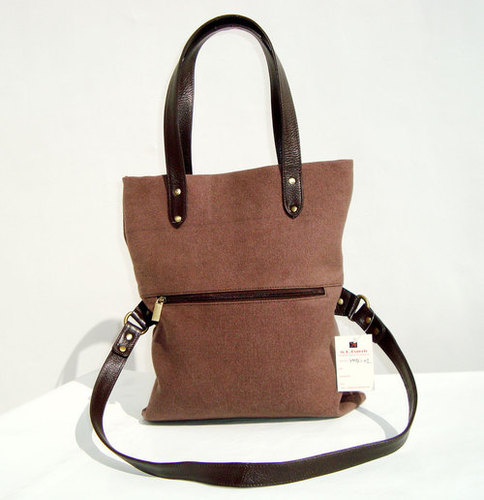 Leather Fabric Bags