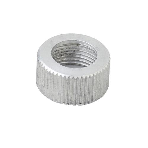 Aluminum Speedometer Knurled Nut