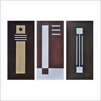 Pre Laminated Door