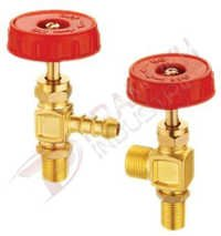 Brass Canteen Burner Valves