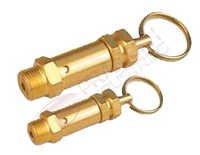 Brass Compressor Safety Valve