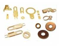 Brass Sheet Metal Part