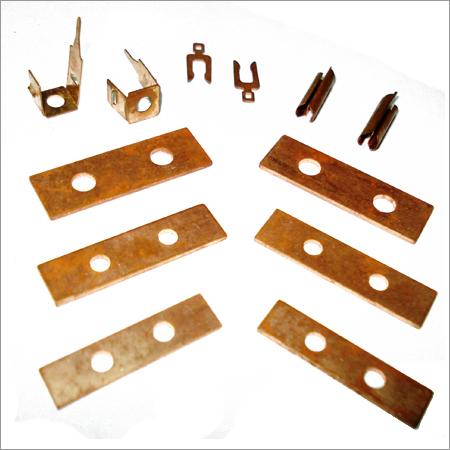 Brass Sheet Metal Stamping Parts