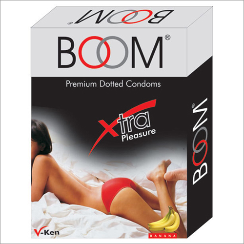 Premium Dotted Condoms