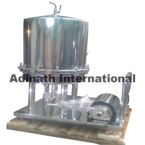 Beverage Application Filter Press
