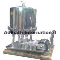 Coldrinks Filter Press