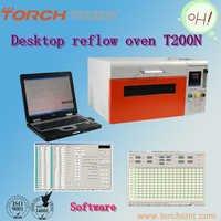 Nitrogen Lead-free Reflow Oven T200N