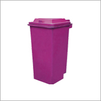 Customized Plastic Dustbin Molds