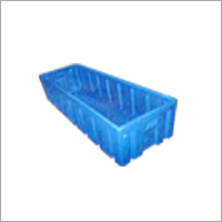 Rectangular Plastic Crate Mold
