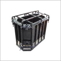 Plastic Ice Box Molds