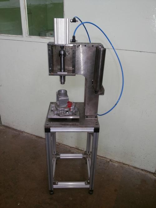 Small Pneumatic Presser