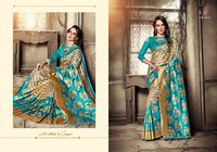 Exclusive Organza Silk Saree