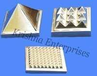 Brass Pyramid  Shree Yantra