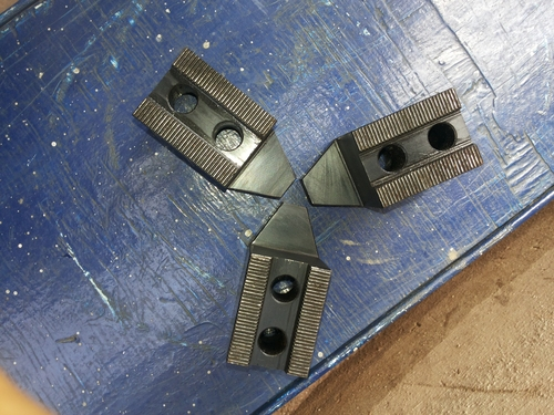 CNC Machine Jaws