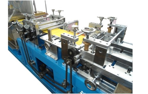 Precision Rotary Pleating Machine