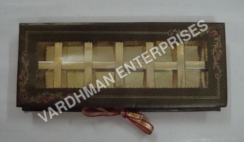 12 Cavity Cardboard Box