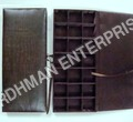 21 Cavity Choco Satin Box