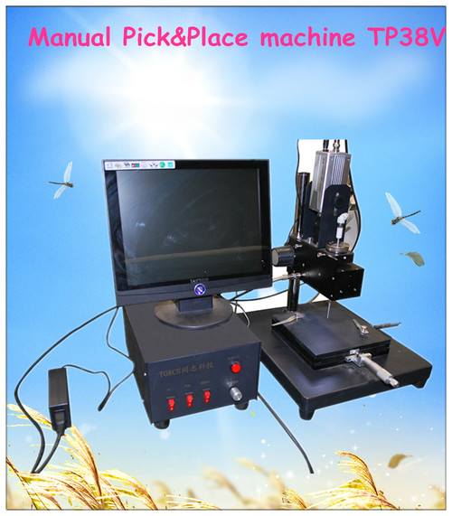 Manual high precision mounter in electric industry for SMT