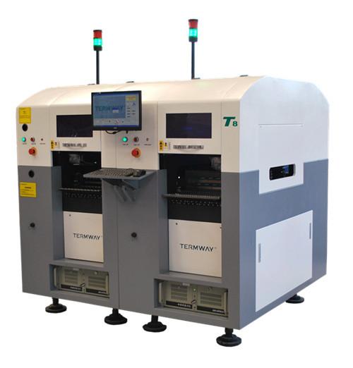 High-precision automatic pick & place machine/mounter