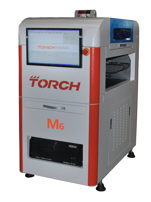 Global highest speed small Mounter M6 in electric industry