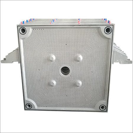 Rubber Gasketed Filter Plates