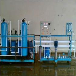 Water Treatment Plant Maintenance
