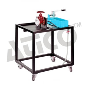 Hydraulic Valves And Fittings Test Stand