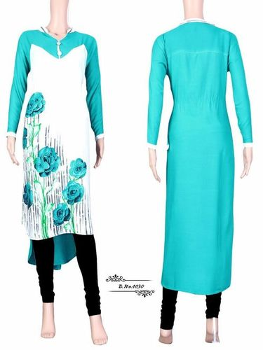 Designer Kurti in cotton