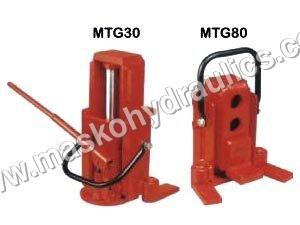 Industrial Hydraulic Toe Jack