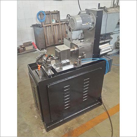 Hydro Pneumatic Double Head Drilling Machine