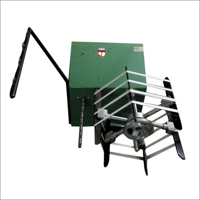 Hand Operated Wrap Reel Machine