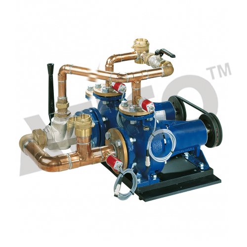 Centrifugal Pumps: Series and Parallel Connected