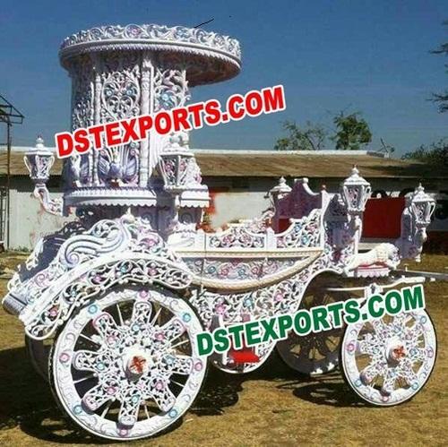 INDIAN WEDDING HORSE BAGHI