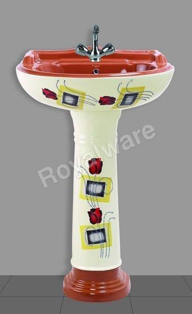 Pedestal Repose Washbasin