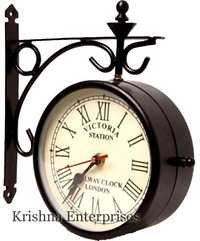 Station Railway Clock