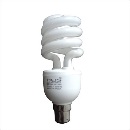 Spiral Dimmable CFL Bulbs