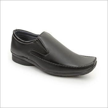 Classy Black Slip-on Shoes