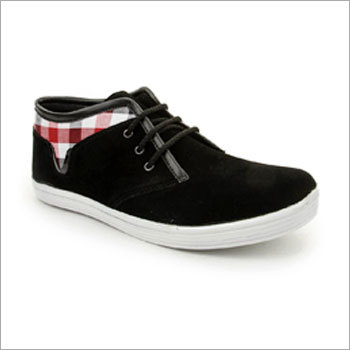 Black Ankle Length Shoes
