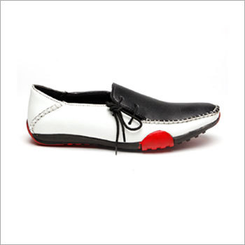 Stylish Black Slip-on Shoes