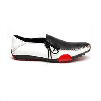 Stylish Black Slip-on Shoes