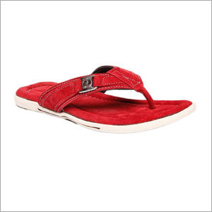 Red Men Slippers
