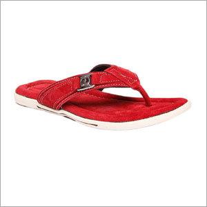 Red Men Slippers